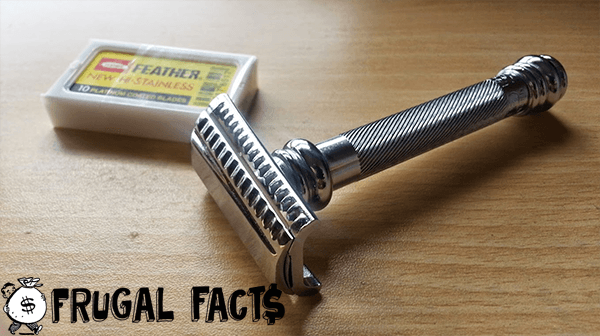 Shave Away High Costs by using a Safety Razor